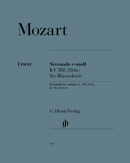 Serenade in C minor, K. 388 (384a)