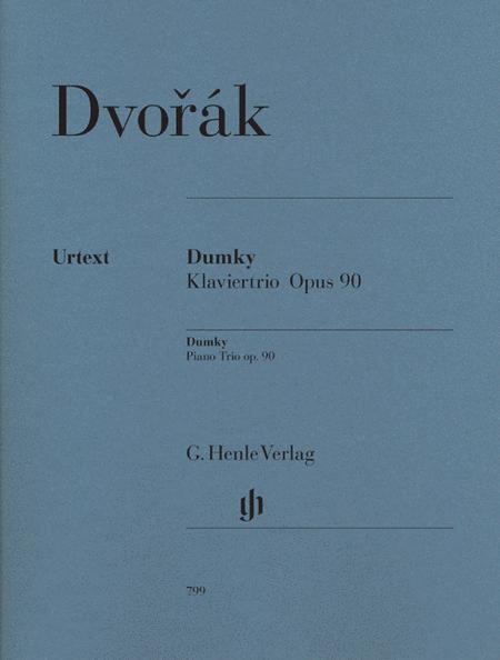 Dumky Piano Trio Op. 90