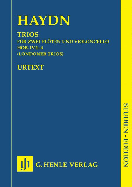 London Trios Hob.IV:1-4