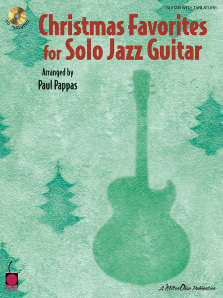 Christmas Favorites for Solo Jazz Guitar