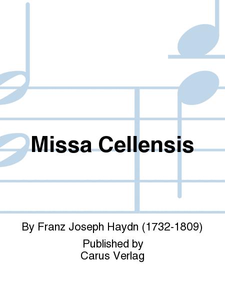 Missa Cellensis
