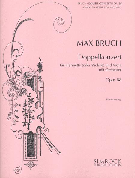 Double Concerto in e minor, Op. 88
