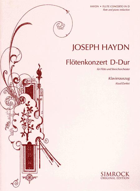 Flute Concerto in D (Hob.VII/D.I)