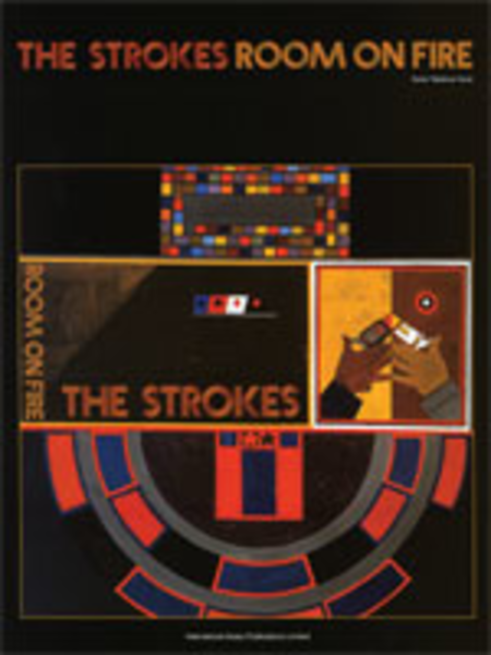 The Strokes -- Room on Fire