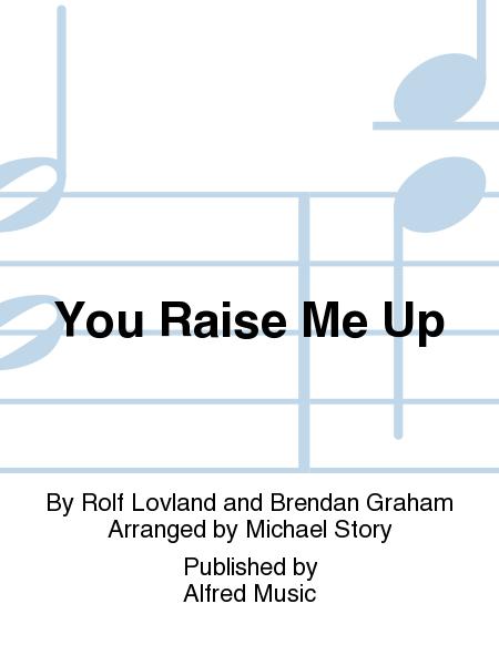 you raise me up sheet music pdf