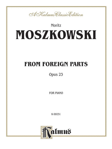 From Foreign Parts, Op. 23