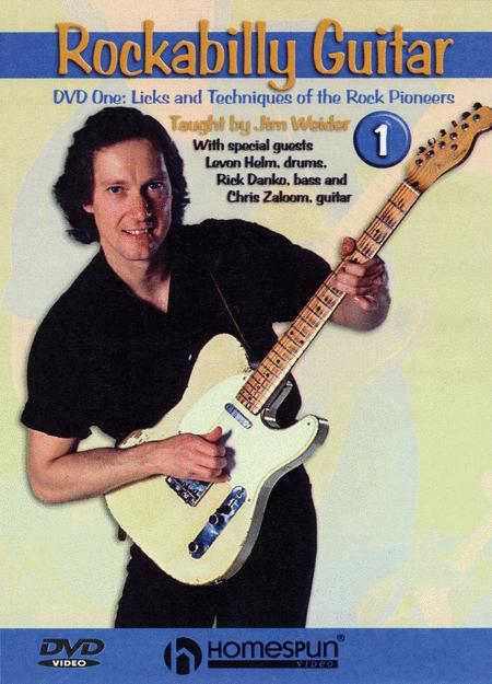 Rockabilly Guitar - Lesson One