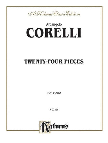 Twenty-Four Pieces