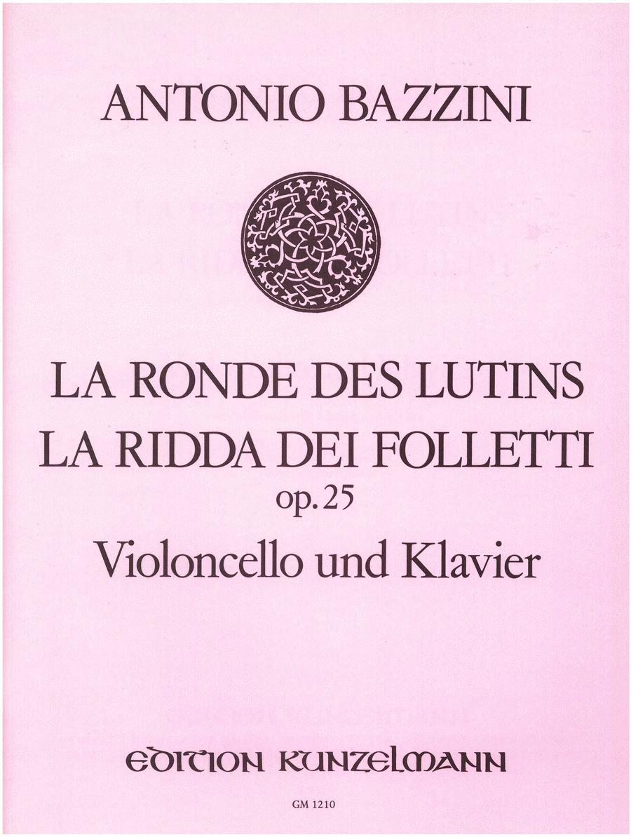 La Ronde Des Lutins (Gnomen-Reigen)