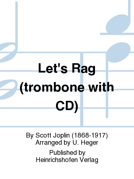 Let's Rag (trombone with CD)