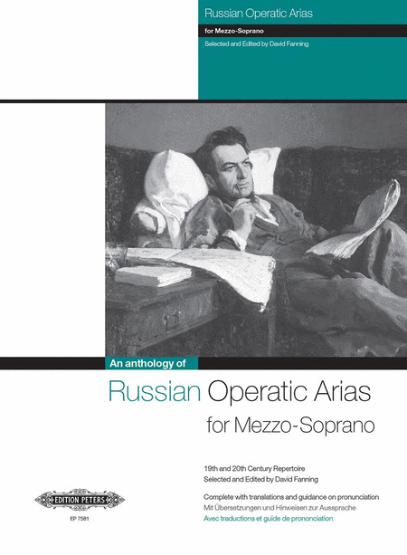 Russian Operatic Arias for Mezzo-Soprano 19th and 20th Century Repertoire