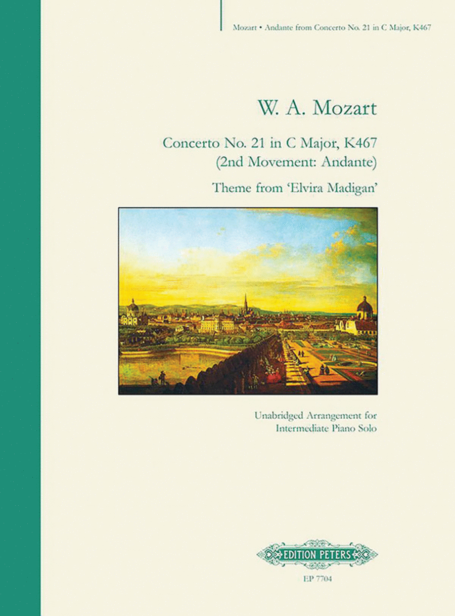 Concerto No.21 in C Major K467 (2nd Movement: Andante)
