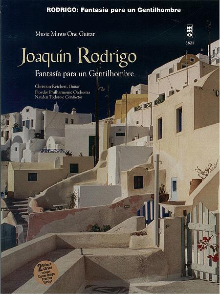 Rodrigo - Fantasía para un Gentilhombre