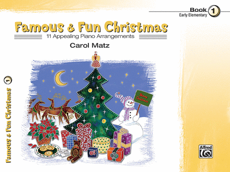 Famous & Fun Christmas - Book 1