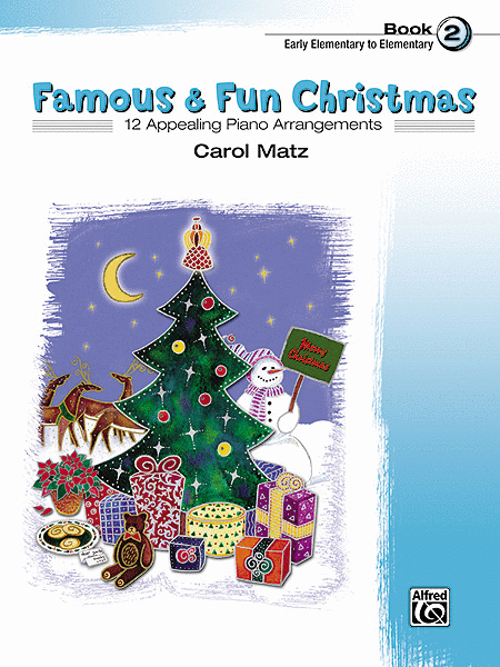 Famous & Fun Christmas - Book 2