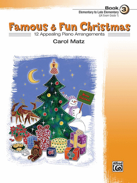 Famous & Fun Christmas - Book 3