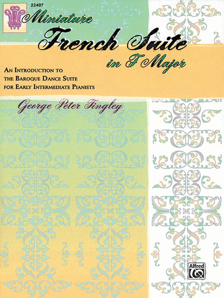 Miniature French Suite in F Major