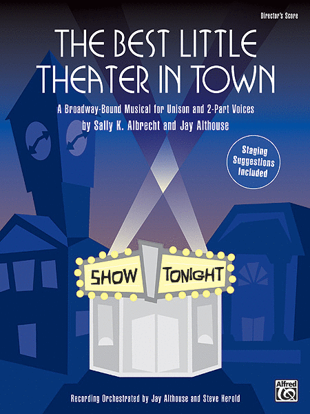 The Best Little Theater in Town - Performance Pack