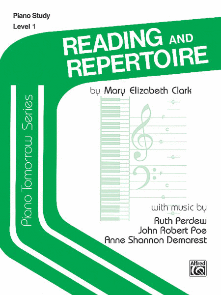Piano Tomorrow Series: Reading and Repertoire, Level 1