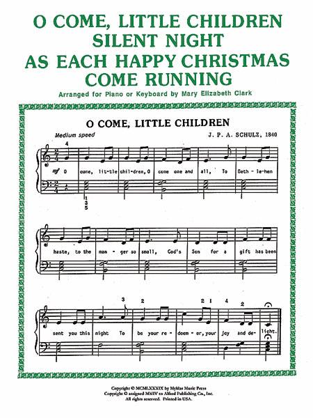 Christmas Beginners, Set 1