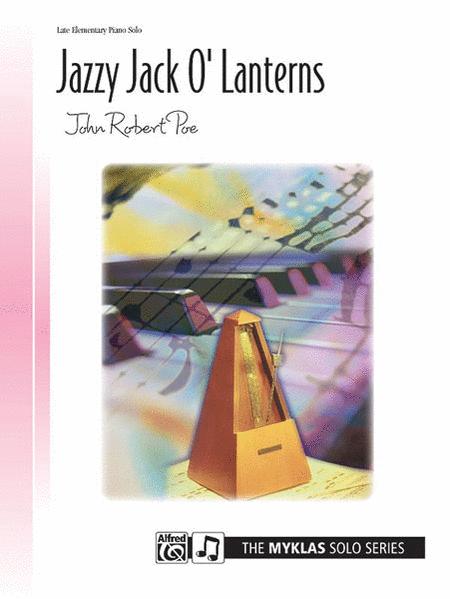 Jazzy Jack O'Lanterns