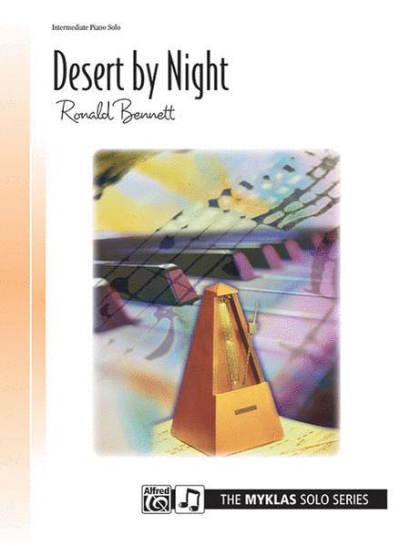 Desert by Night