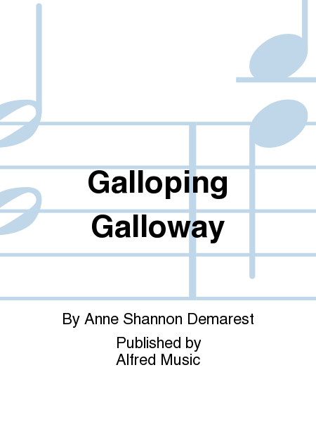 Galloping Galloway