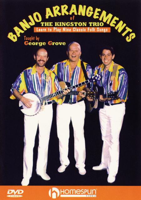 Banjo Arrangements of The Kingston Trio
