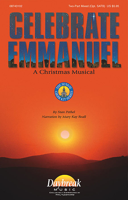 Celebrate Emmanuel - ChoirTrax CD