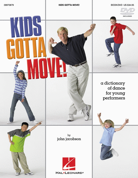 Kids Gotta Move! (Resource)