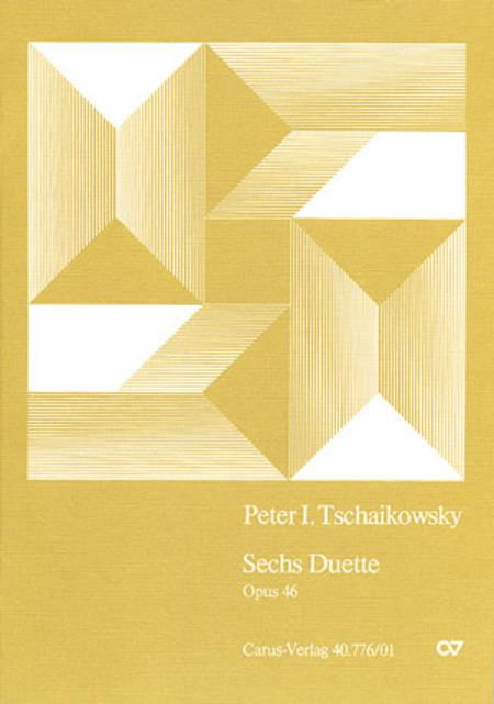 Sechs Duette