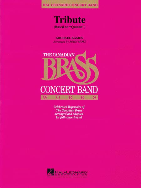 Tribute (Based on Quintet)