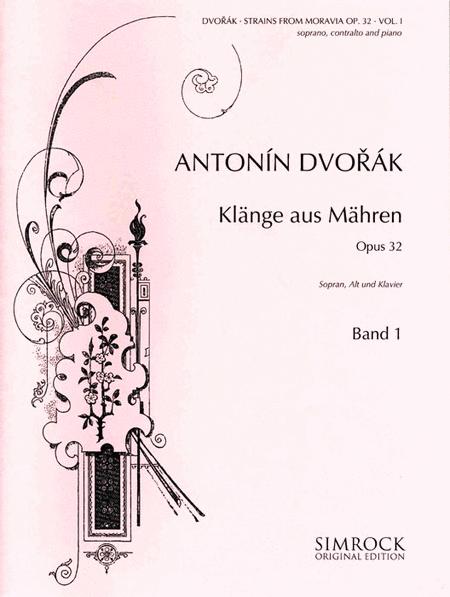 Klange aus Mahren, Op. 32 - Volume 1
