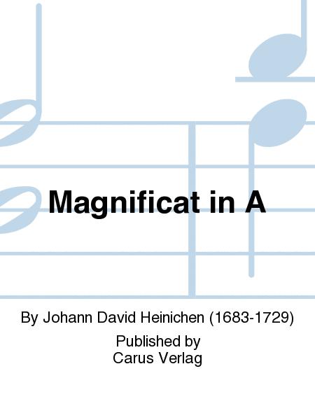 Magnificat in A