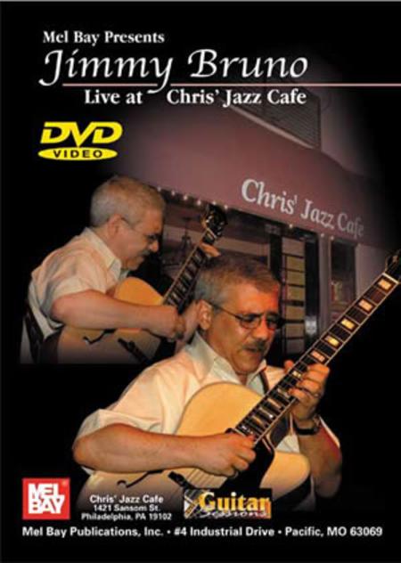 Jimmy Bruno Live at Chris' Jazz Cafe Volume 1