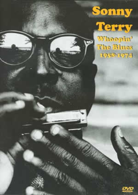 Sonny Terry - Whoopin' The Blues: 1958-1974