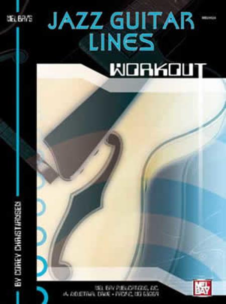 Jazz Guitar Lines Workout