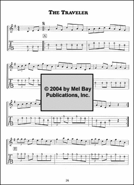Irish Dance Tunes for Flatpicking Guitar