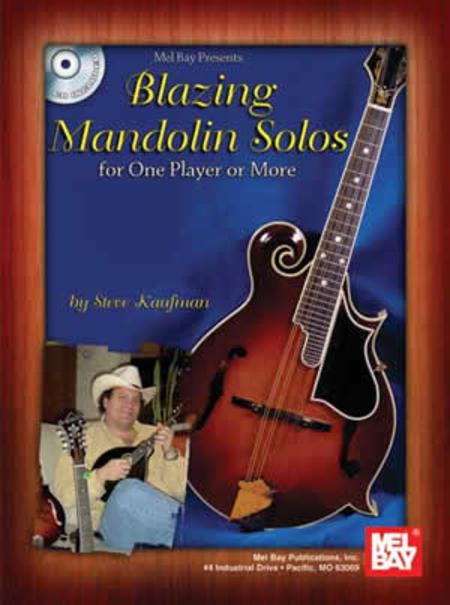 Blazing Mandolin Solos