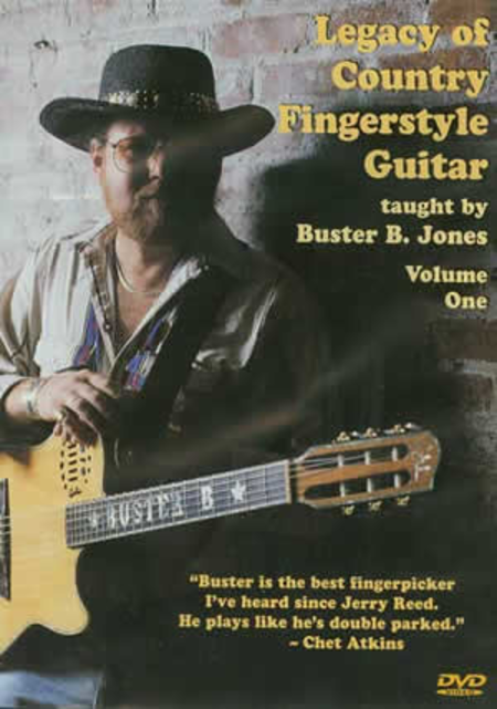 Legacy of Country Fingerstyle Guitar Vol. 1