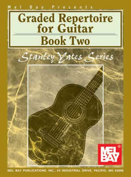 Graded Repertoire for Guitar, Book Two