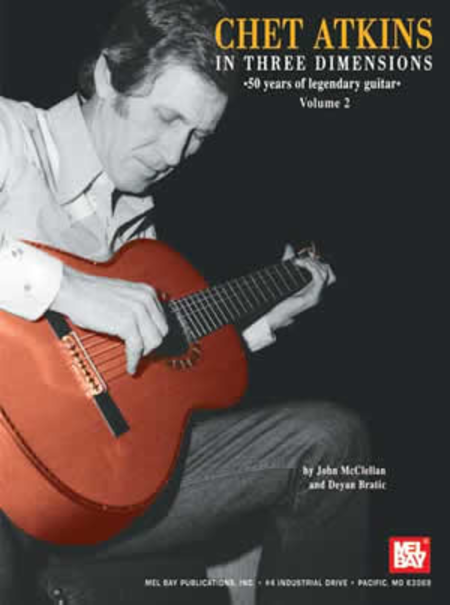 Chet Atkins in Three Dimensions Volume 2