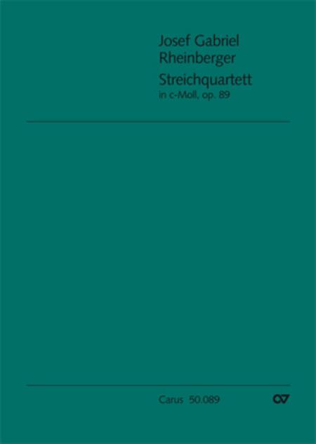 Streichquartett Nr. 1 (2 Fassungen)