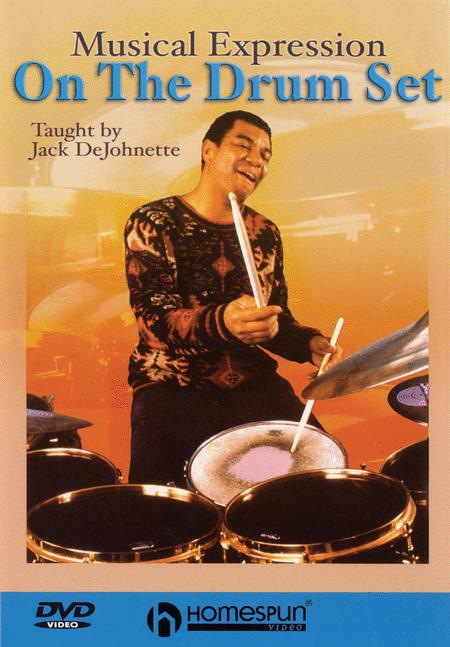 Jack DeJohnette Teaches Musical Expression on the Drum Set