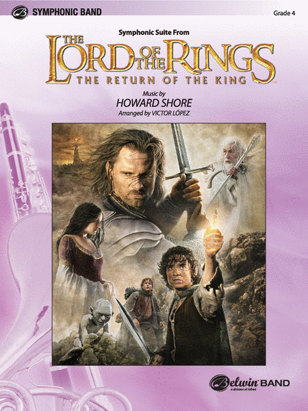 The Lord of the Rings: The Return of the King, Symphonic Suite from