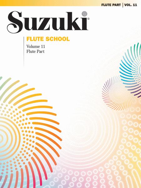Suzuki Flute School, Volume 11