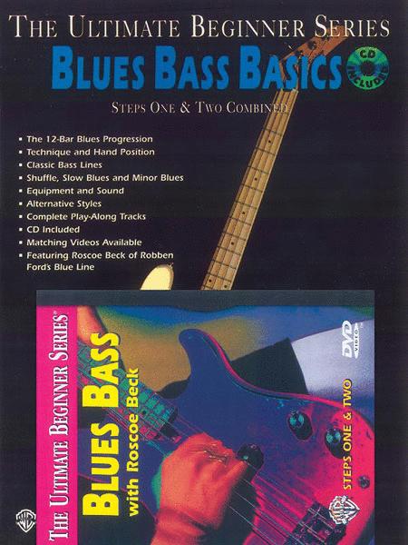 Ultimate Beginner Blues Bass Basics Mega Pak