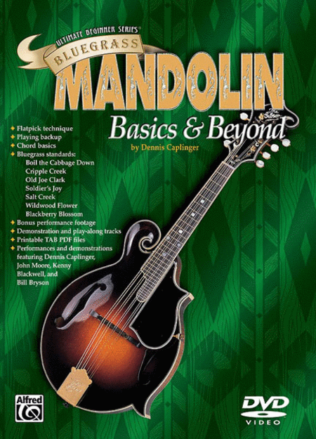 Ultimate Beginner Bluegrass Mandolin Basics & Beyond