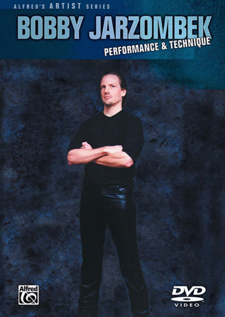 Bobby Jarzombek Performance & Technique