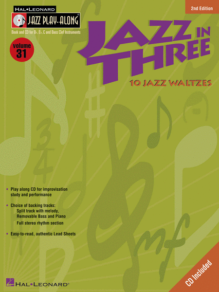 Jazz in Three - Second Edition